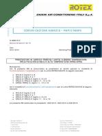 Prestazioni Ai Carichi Parziali Secondo UNI TS 11300 - Riscaldamento