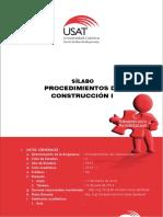Procedimiento de Construcción i - Gb