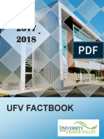 UFV Factbook 2017-18