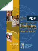 Factores de Riesgo Diabetes Mellitus tipo 2