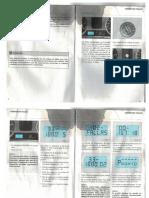 Libro de códigos VW