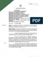 Decreto Aumento Funcionarios Públicos