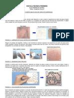 Como Fazer Uma Placa de Circuito Impresso Piramide