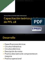 Curso Scooptram Pfl18 Paus Especificaciones Dimensiones Circuitos Hidraulicos Electricos Sistemas Componentes Motor