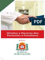 Direito e Deveres Dos Pacientes e Familiares