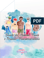 Cartilha Homens Trans