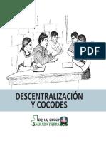 Descentralización y Cocodes