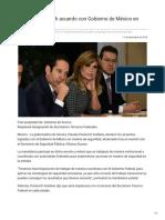12-12-2018 Destaca Pavlovich acuerdo con Gobierno de México en seguidad - SDP Noticias