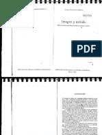 GONZALEZ OCHOA Cesar - Imagen y Sentido. Elementos Para Una Semiotica de Los Mensajes Visuales
