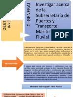 Gestión de Transporte Marítimo y Fluvial