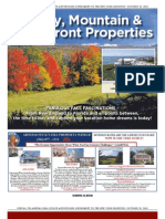 Country, Mountain & Waterfront Properties - Fall 2010