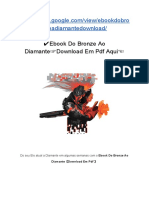 ✔Ebook Do Bronze Ao Diamante☞Download Em Pdf Aqui☜