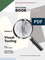 NDT Handbook Vol 9 Visual Testing Handbook-3Ed-ASNT