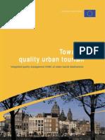 Urban Tourism Carte Engleza