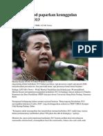 Wamendikbud paparkan keunggulan kurikulum 2013.docx