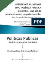 Guía de Mecanismos Constitucionales de Protección de Derechos Humanos