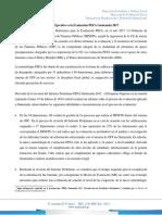 Informe Ejecutivo Evaluación PEFA Guate 2017