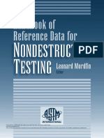 Handbook of Reference Data for NDT-ASTM DS68