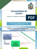 Clase 1 DGI - contabilidad de costos