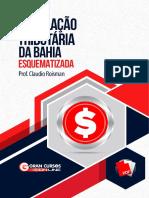 SEFAZ BA - Legislação tributária esquematizada.pdf