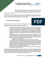 Anexo 1 Manual de Entrega de Presupuestos a Revisión de Costos V6