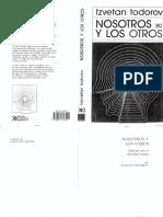 Todorov Tzvetan - Nosotros y los otros.pdf