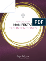manual para manifestar intenciones