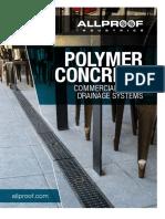 Polymer Concrete Brochure