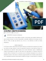 EC,TDS,PPM,FC_ Conceptos en Hidroponia