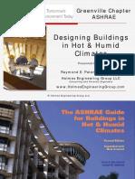 Hot Humid Climates