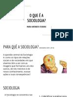 SociologiaOqueParaQue