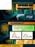 3 Exposure and Vulnerability