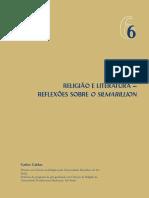 RELIGIÃO E LITERATURA – REFLEXÕES SOBRE O SILMARILLION.pdf