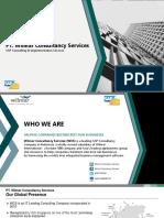 Company Profile WCS 2018