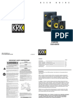 KRK V Series 2 Manual
