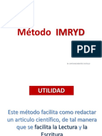 METODO IMRYD