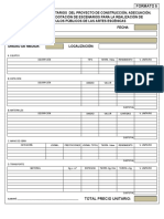 F-gin-092- Análisis de Precios Unitarios