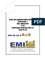 EMI - GUIA LAB 12 SistemasDigitales1-MECA-ETN (Contador Digital de 0-9 Con FF-JK)