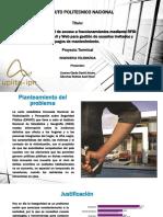 Sistema para control de acceso a fraccionamientos mediante RFID con aplicación móvil y Web para gestión de usuarios invitados y pagos de mantenimiento.
