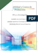 Concepto de La Contabilidad y Cuentas Contables