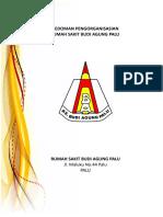 Pedoman Pengorganisasian Perawatan 5 RSBA 2019 EDIT