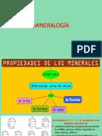 Mineralogía Practica y Campo