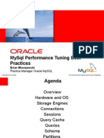 MYSQL Perf Tuning Apr22