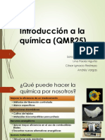 Introduccion a La Química