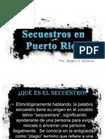 Secuestro en Puerto Rico