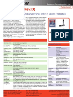 DataSheet - Media Convert Raisecom GE