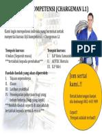 Chargeman Program Brochure