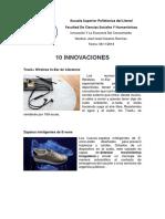 10 innovaciones