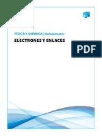 FÍSICA Y QUÍMICA Solucionario ELECTRONES Y ENLACES (1).pdf
