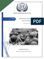 Beneficios Del Metodo Simplex en La Segunda Guerra Mundial